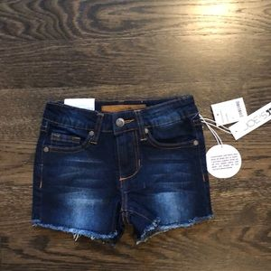 NWT Joe's Jeans Toddler size 4 shorts